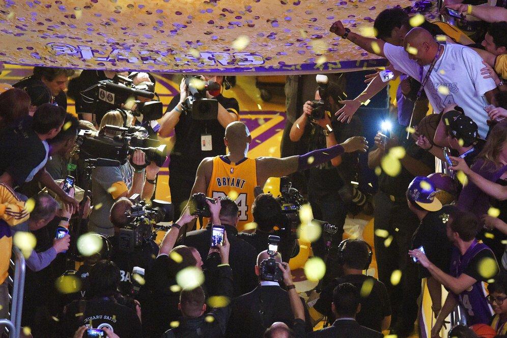 不服輸、不願輸 Kobe就是我們這一代的喬丹