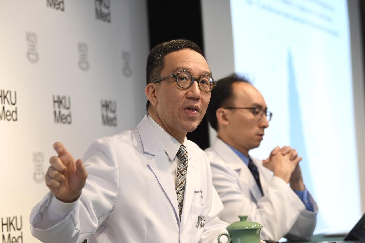 港大醫學院:武漢肺炎逾4萬人感染 整體疫情年中減退