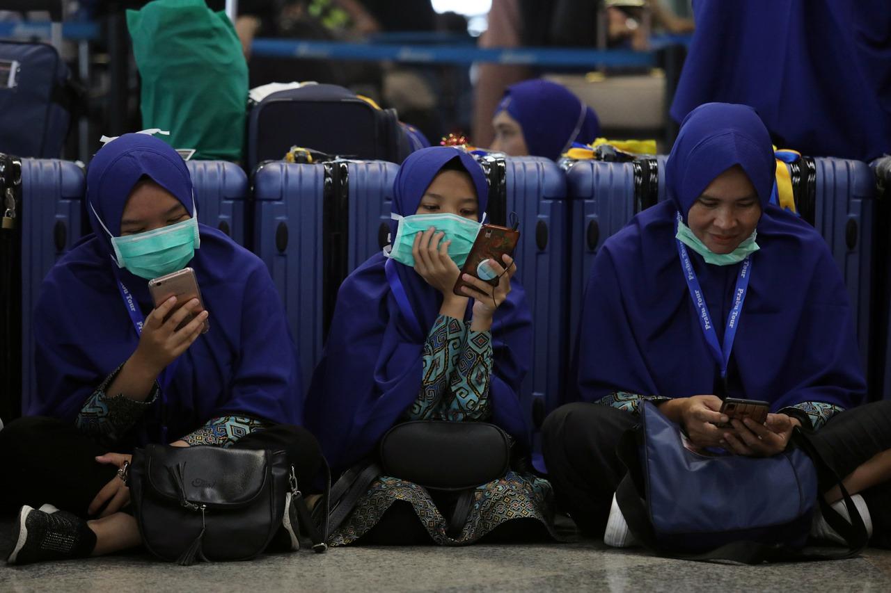 遏止武漢肺炎疫情 馬來西亞暫禁湖北遊客入境
