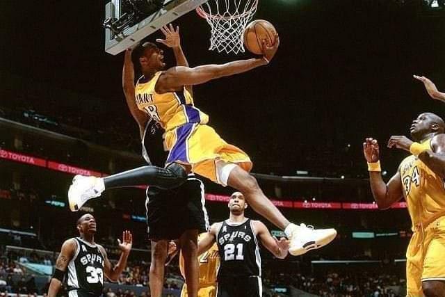 NBA傳奇球星Kobe Bryant,生涯締造許多輝煌紀錄。圖/翻攝臉書