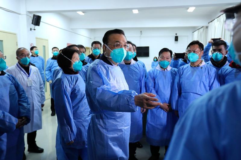除了湖北 大陸這五省武漢肺炎確診病例也已破百