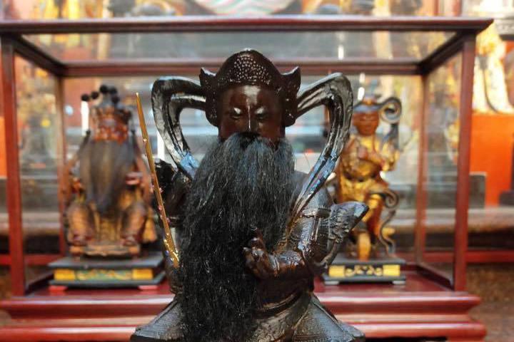 玄天上帝神像年節遭竊 北市宮廟限有心人3日歸還