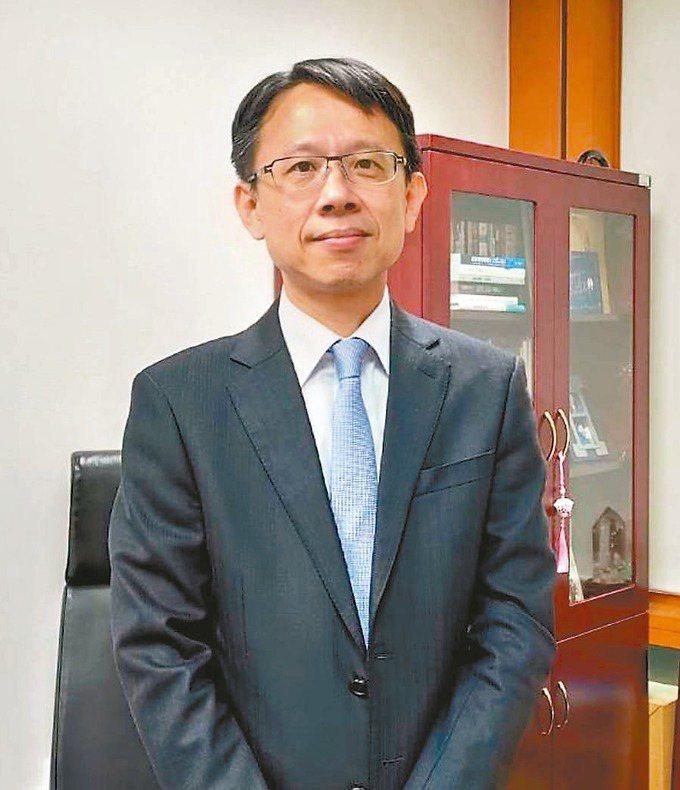 宏遠證券總經理林禎民 記者高瑜君/攝影