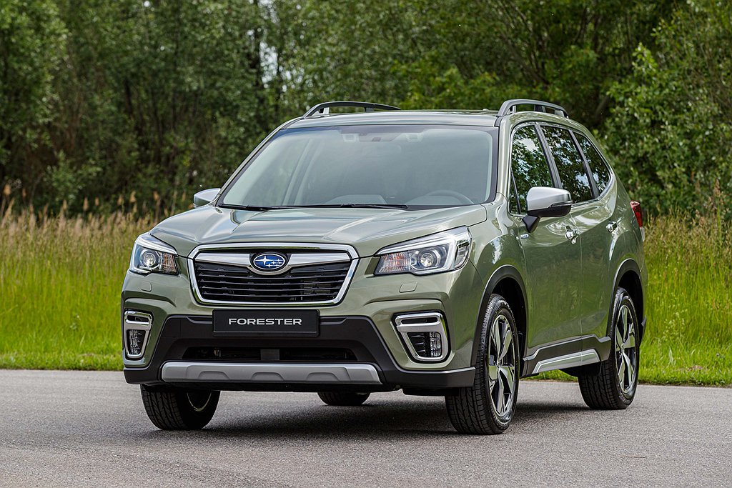 Subaru除在台北車展推出Forester GT Edition特仕車,今年還...
