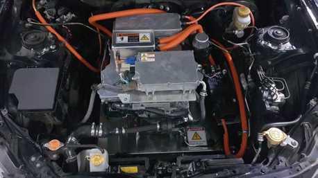 影/Toyota 86的扭力不夠大?那就把引擎換成電動馬達就好啦!