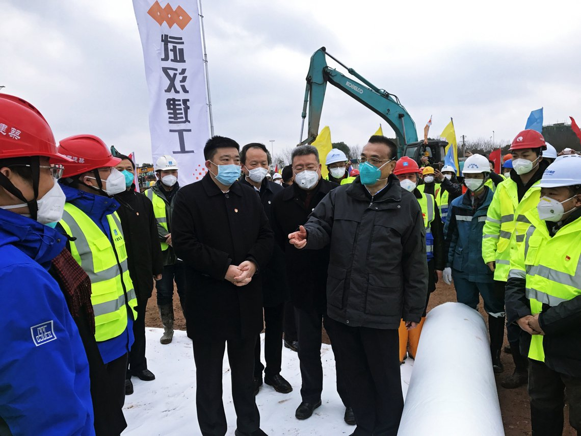 「你們需要什麼、有什麼困難、需要什麼物資,就提出來。」中國國務院總理李克強27日...