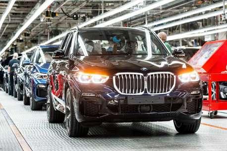 X系列真的很熱賣 BMW Spartanburg工廠2019年產量創新高!