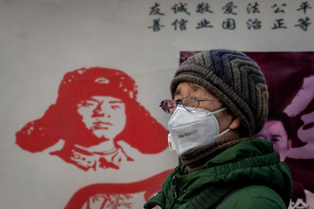 日本媒體報導,北京市27日公布有一名50歲的男性感染者死亡,這是北京首次確認的死...