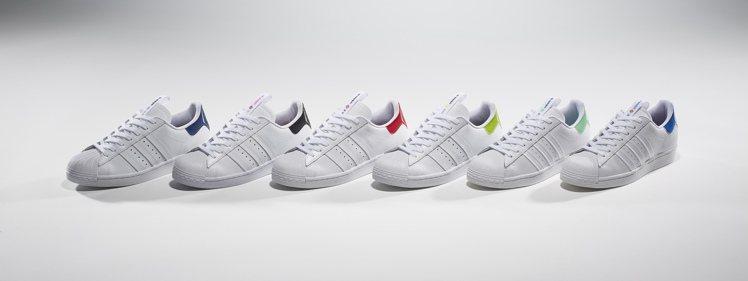 adidas Originals以國際知名大城市為設計靈感,推出「Superst...