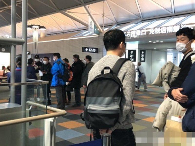 上海遊客不願意與武漢人搭同一班機。圖/取自星島網