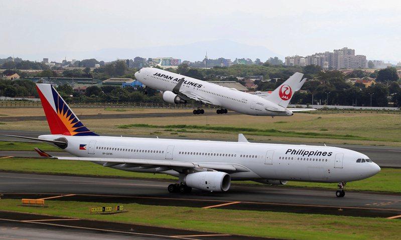 菲律賓正式拒絕來自台灣直航班機入境。路透