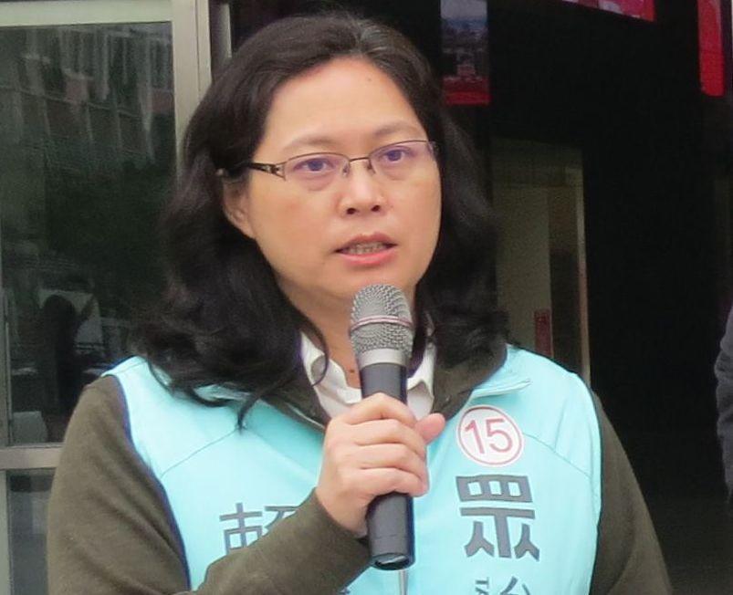 新國會女性47席、占41.59%。圖為民眾黨不分區立委第一名賴香伶。 圖/聯合報...
