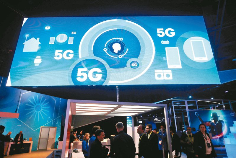 5G趨勢確立,帶動AI、高速運算電腦等新科技快速成長。 路透