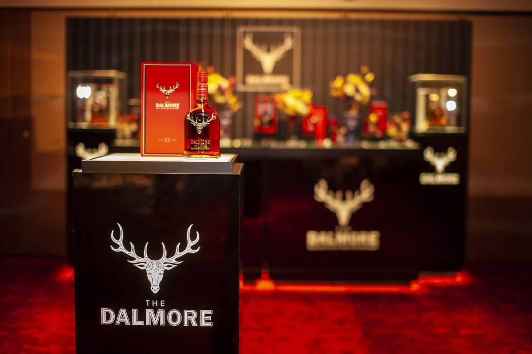 大摩28年單一麥芽蘇格蘭威士忌 亞洲限定 年度限量1,300瓶。尚格酒業/提供