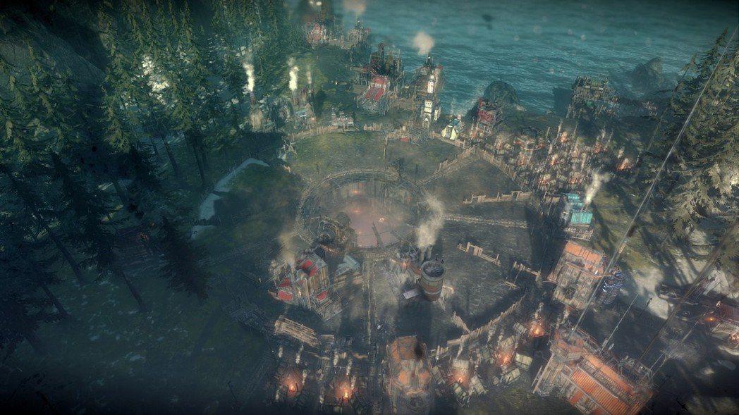 玩家剛打開時第一印象應該會是,這個遊戲總算是有綠地及海洋了是吧。