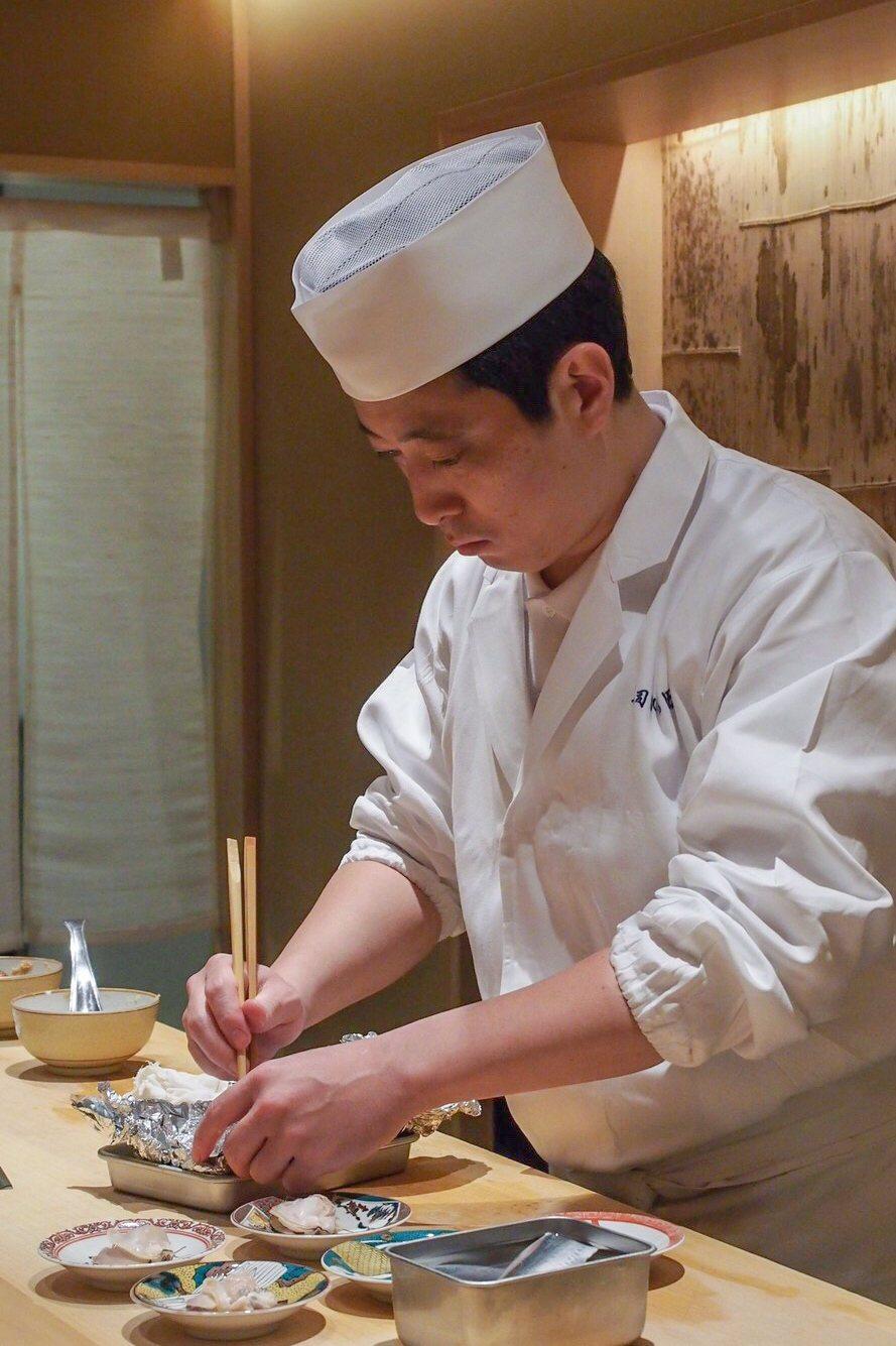 平田壽司主理人兼料理長平田哲幹即將來台客座。圖/台北西華飯店提供
