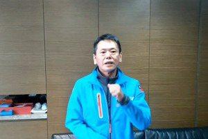 藍營立委林為洲 深夜PO文宣布參選黨團總召