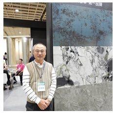 永大建材董事長、磁磚協會理事長陳裕愷。 翁永全/攝影