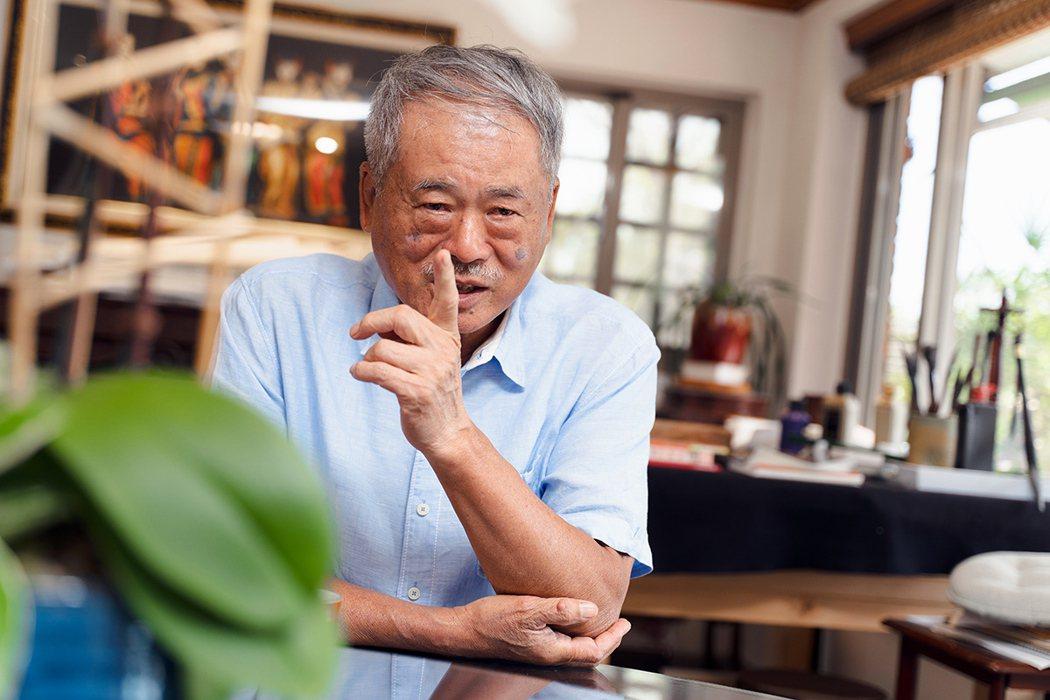 中醫師李深浦提醒,享樂生活沒有節制,小心肝正在無形之中耗損。 圖/李瑞彥 攝