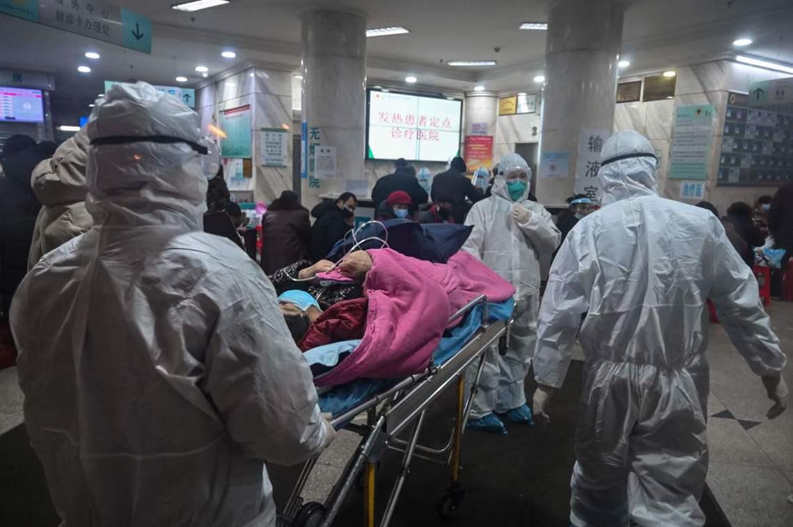 截至30日上午11點為止,「武漢肺炎」全世界確診感染已達7,816例、至少170...