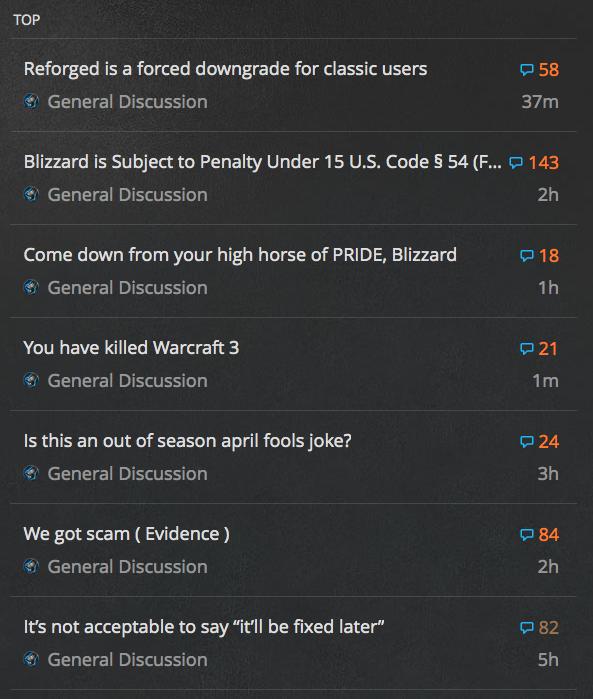 玩家的不滿貼文擠爆官方論壇