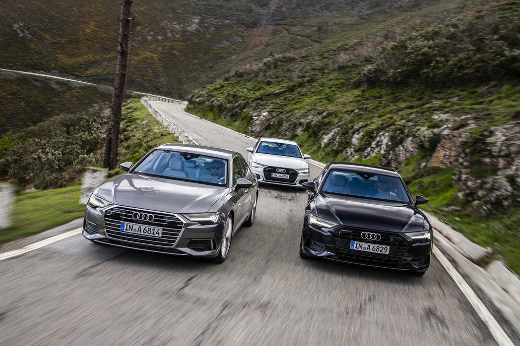 儘管仍面臨許多挑戰,但2019年的Audi終於迎來了銷量曙光。圖為新世代Audi...
