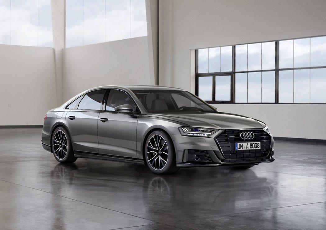 新世代Audi A8去年在美國市場共售出2,963輛,成長高達85.3%。 摘自...