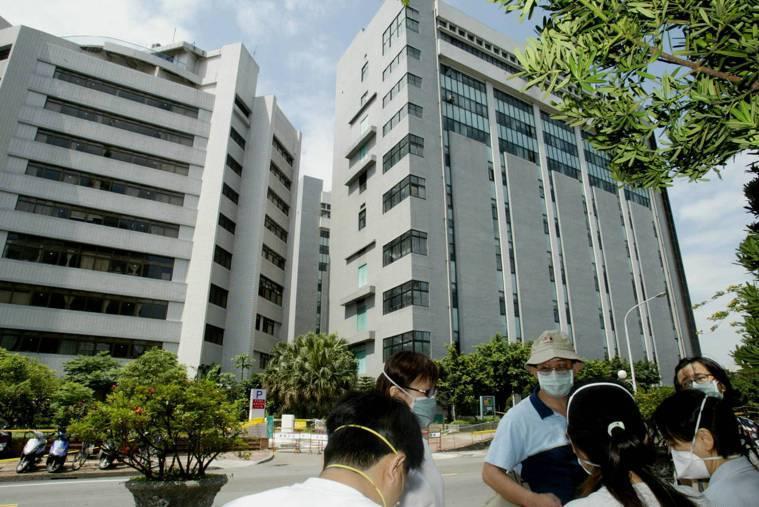 和平醫院 報系資料照 記者徐兆玄/攝影
