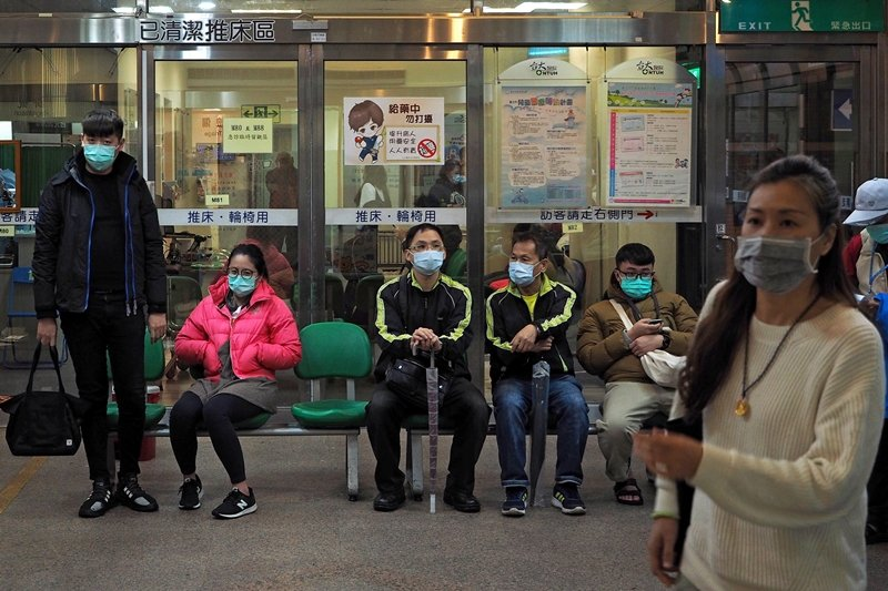 台灣擁有舉世公認的一流醫療水準與成功防疫經驗,更是鄰近中國重災區的防疫前線。 圖/歐新社