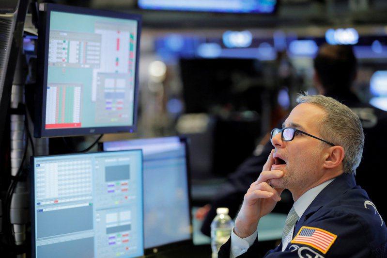美股周三回吐漲幅,Fed利率按兵不動,但主席鮑爾提及貿易政策和冠狀病毒的不確定性。 路透