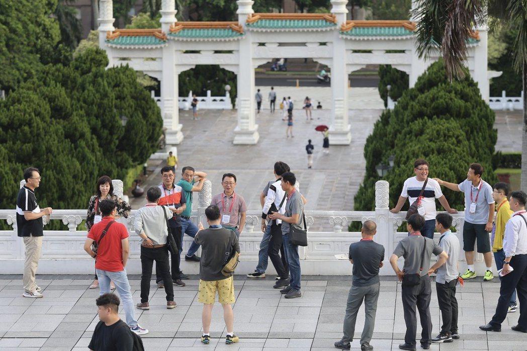 觀光學者說,武漢疫情擴散將衝擊國旅。本報資料照片