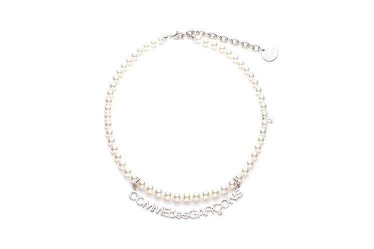COMME des GARÇONS X Mikimoto的珠寶系列將在二月於銀座...