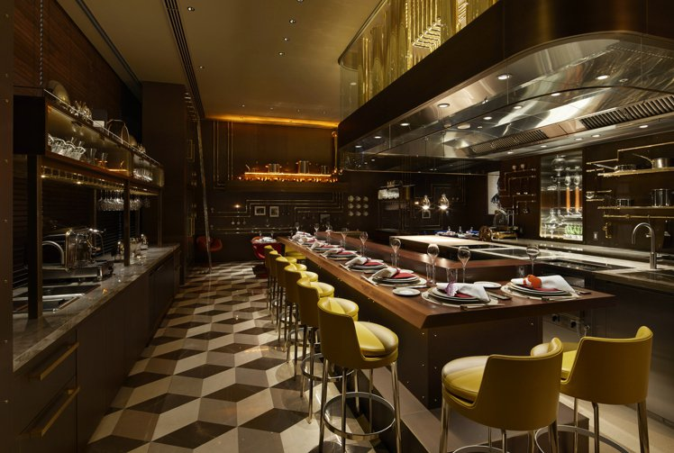 路易威登首家餐廳Sugalabo V在2月1日同步於大阪御堂筋旗艦店開幕。圖/L...