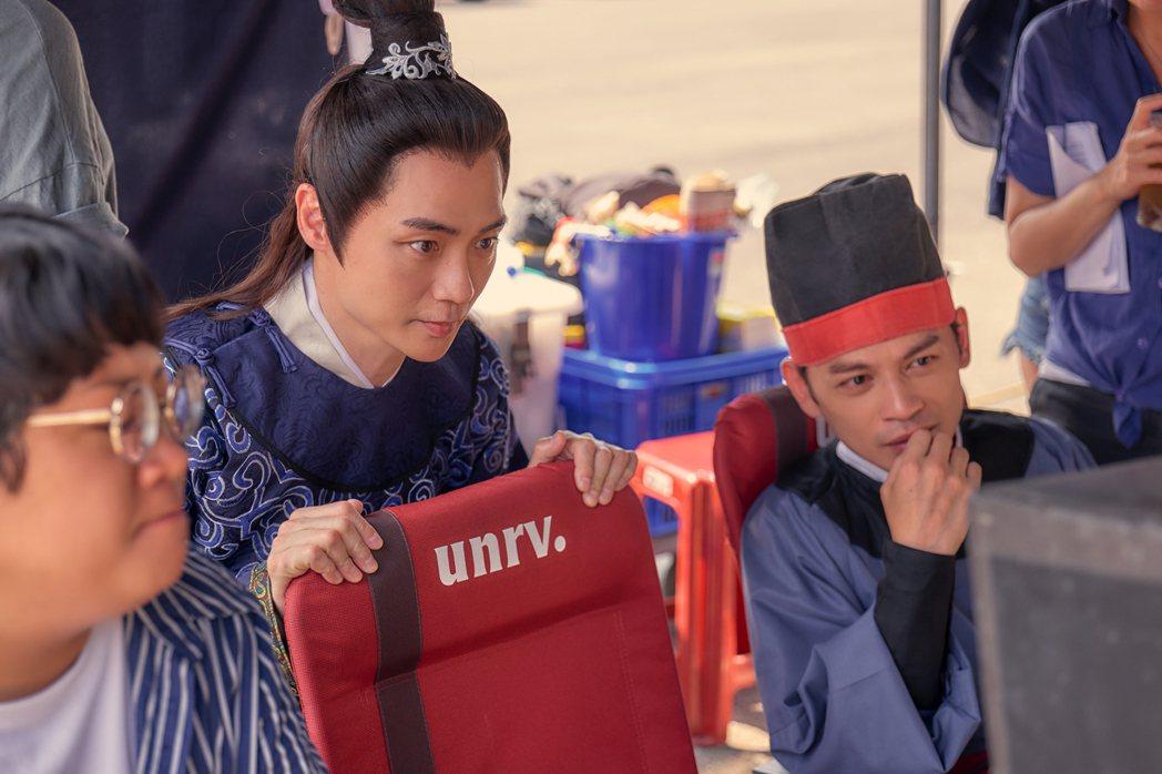 「練愛iNG」將在3月13日全台上映。圖/藝起娛樂提供