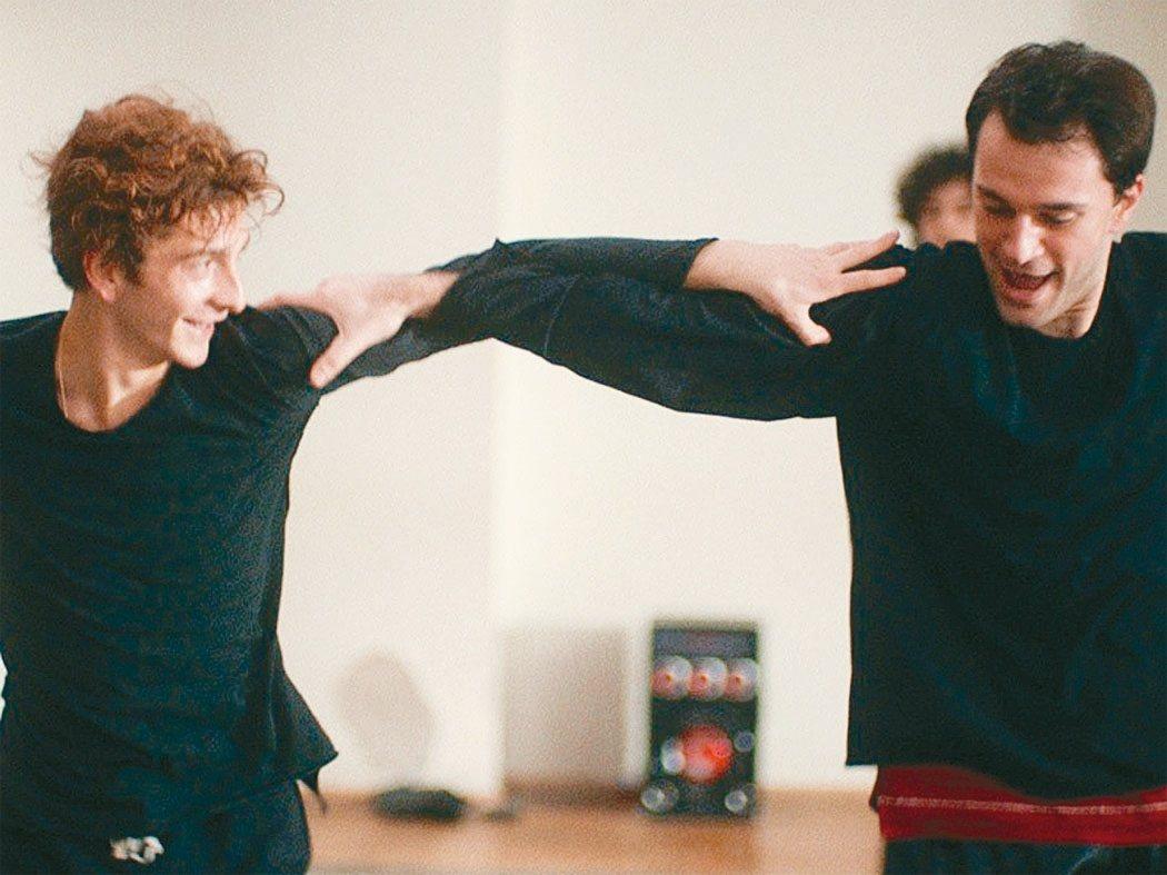 「然後我們跳了舞」劇照。 圖/海鵬提供