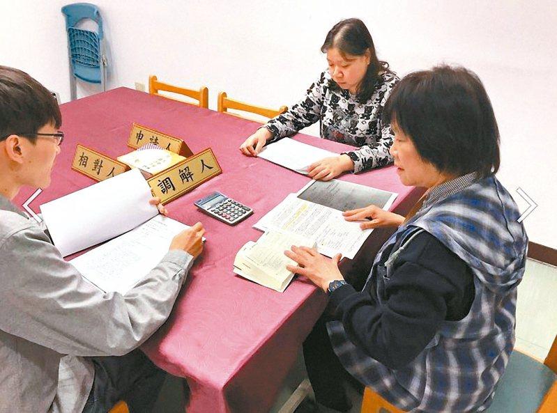 新北市勞資爭議去年多達4660件,再創新高。 圖/新北市勞工局提供