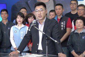 國民黨主席補選/三隻推手 把江啟臣拱上舞台