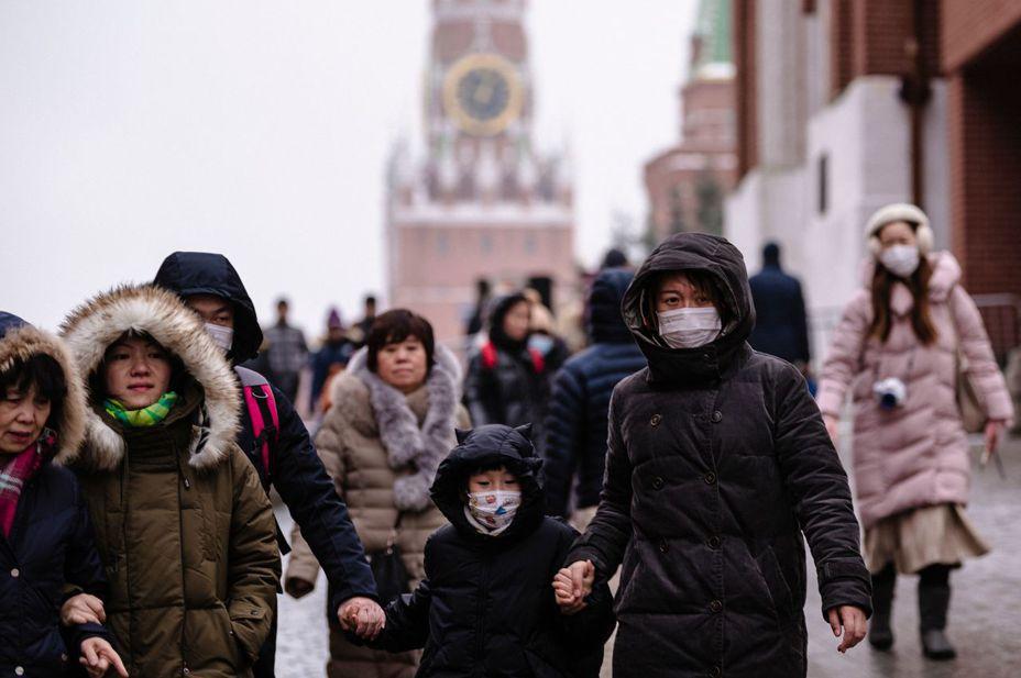 俄羅斯副總理哥利柯瓦31日宣布,該國發現兩名武漢肺炎確診病例,皆為中國大陸籍,是俄國首度出現病例。 法新社