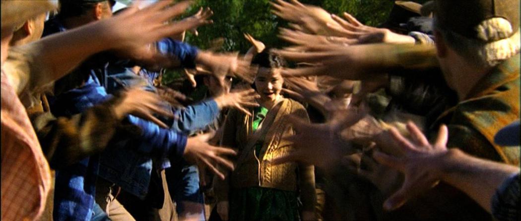 「在黑暗中漫舞」1月17日上映。圖/光年映畫提供