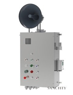 防爆控制箱可依據正壓設備配置成正壓系統 三左/提供