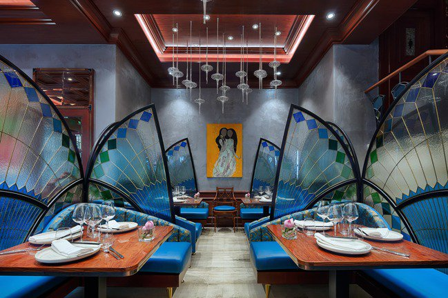 Vietnam House餐廳。 圖/西貢萬韻酒店提供