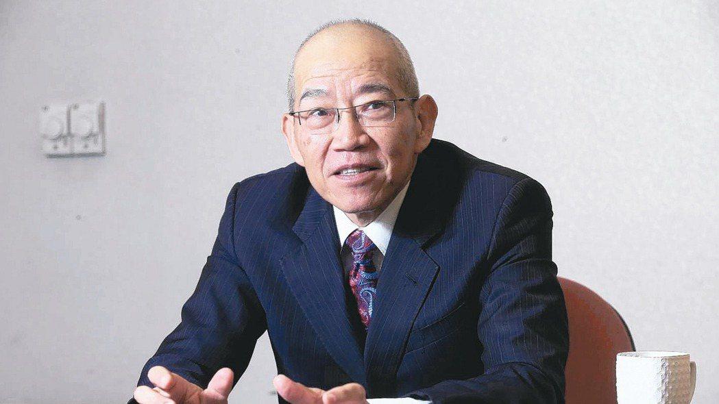 大聯大董事長黃偉祥。 本報資料照片