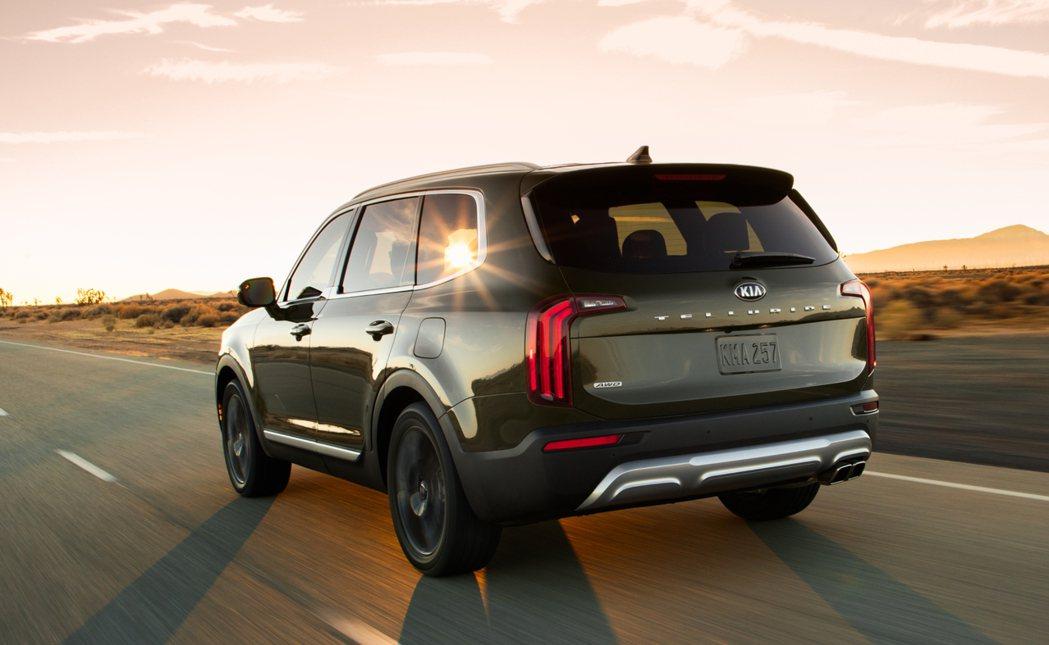 面對美國消費者對於Telluride的需求,Kia已經將2020年產計畫提高至十...