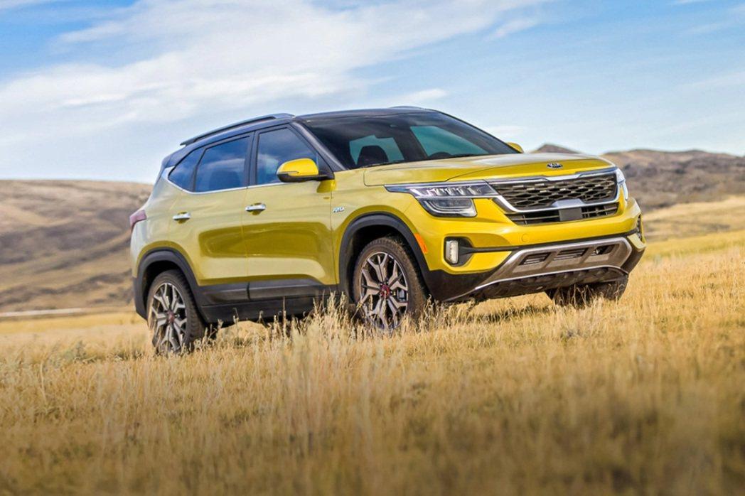 全新Kia Seltos將於近期在美國開賣,原廠期盼藉由這款新入門休旅的加入後,...