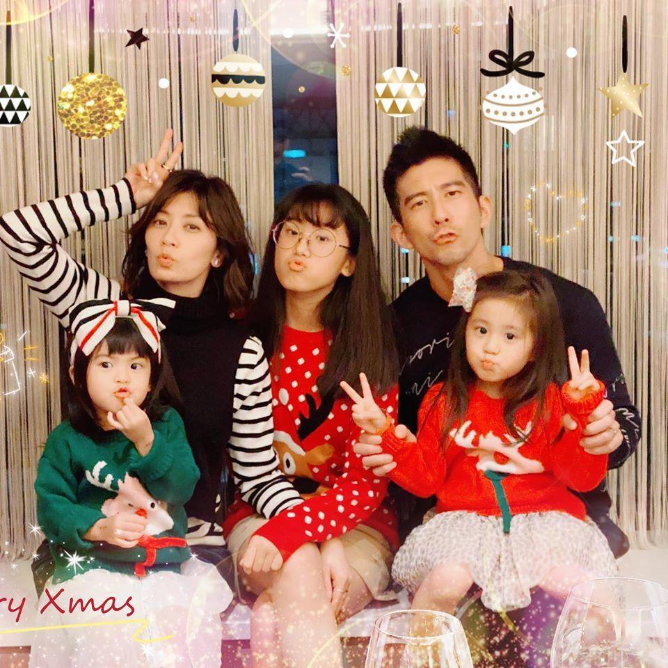 修杰楷與賈靜雯家庭生活受到許多網友關注。 圖/摘自臉書