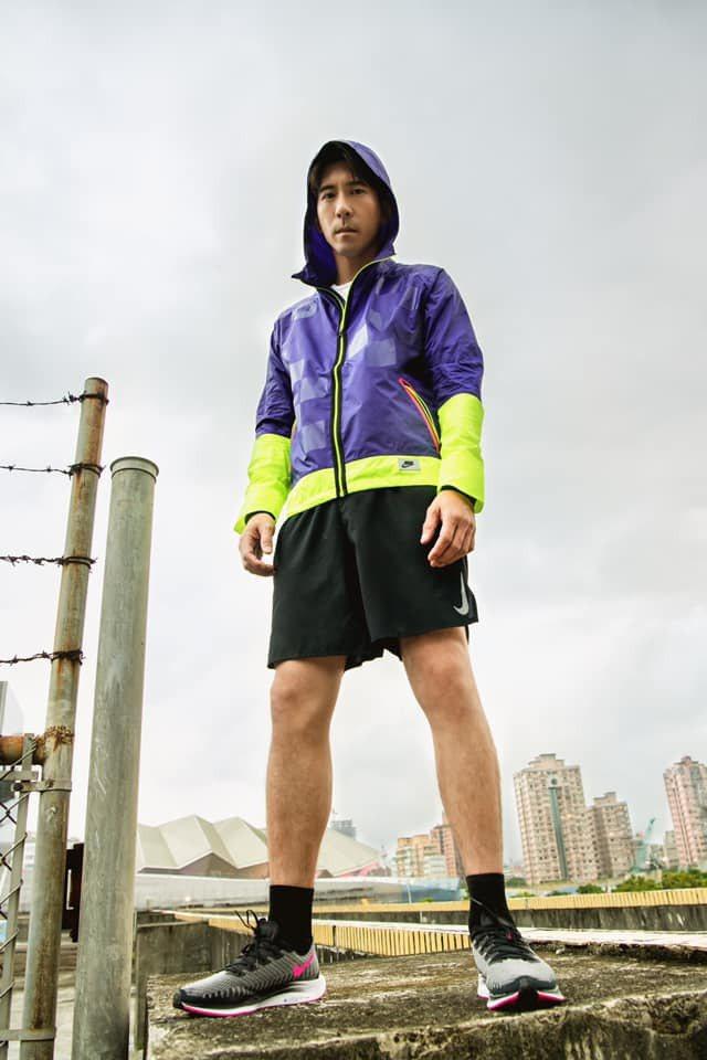 修杰楷近2年較少做激烈運動。 圖/摘自臉書