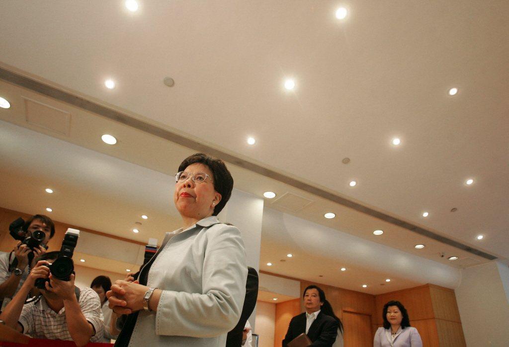 WHO秘書長譚德塞前任為香港前衛生署長陳馮富珍。 圖/路透社