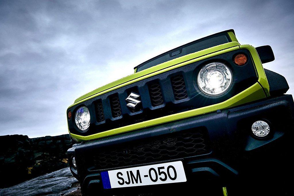 熱賣的都會小型越野車Suzuki Jimny,可能會在明年退出歐洲市場。 圖/S...
