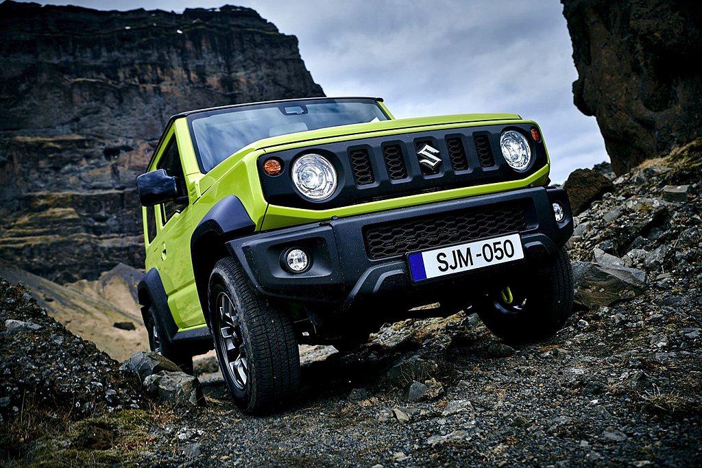 英國分公司Suzuki GB PLC聲明,Suzuki Jimny於2018年底...