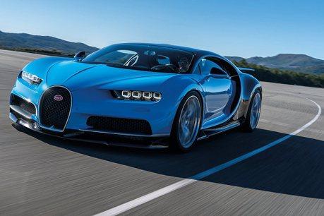 不會賣不完!Bugatti Chiron剩不到100輛,今年還要推更多衍生特殊車型